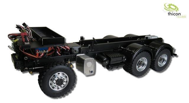 camion 6x6 1 /14 motrice tamiya arocs 1