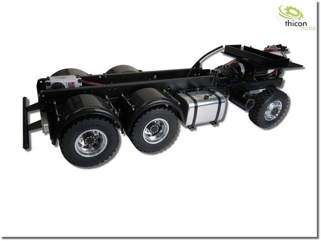 camion 6x6 1 /14 motrice tamiya arocs 2