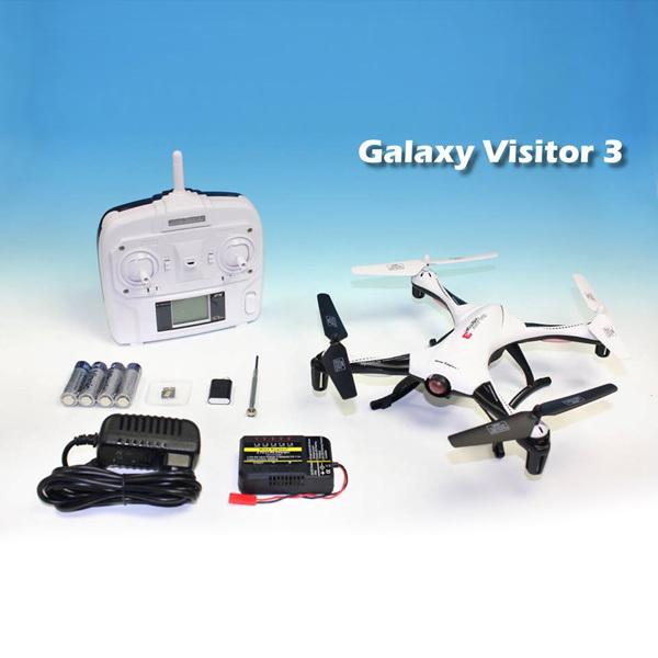 Nine Eagles Galaxy Visitor 3 1