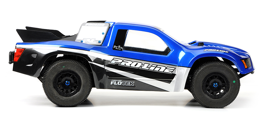 Pro-Line Pro-2 sc Kit Short Course Side