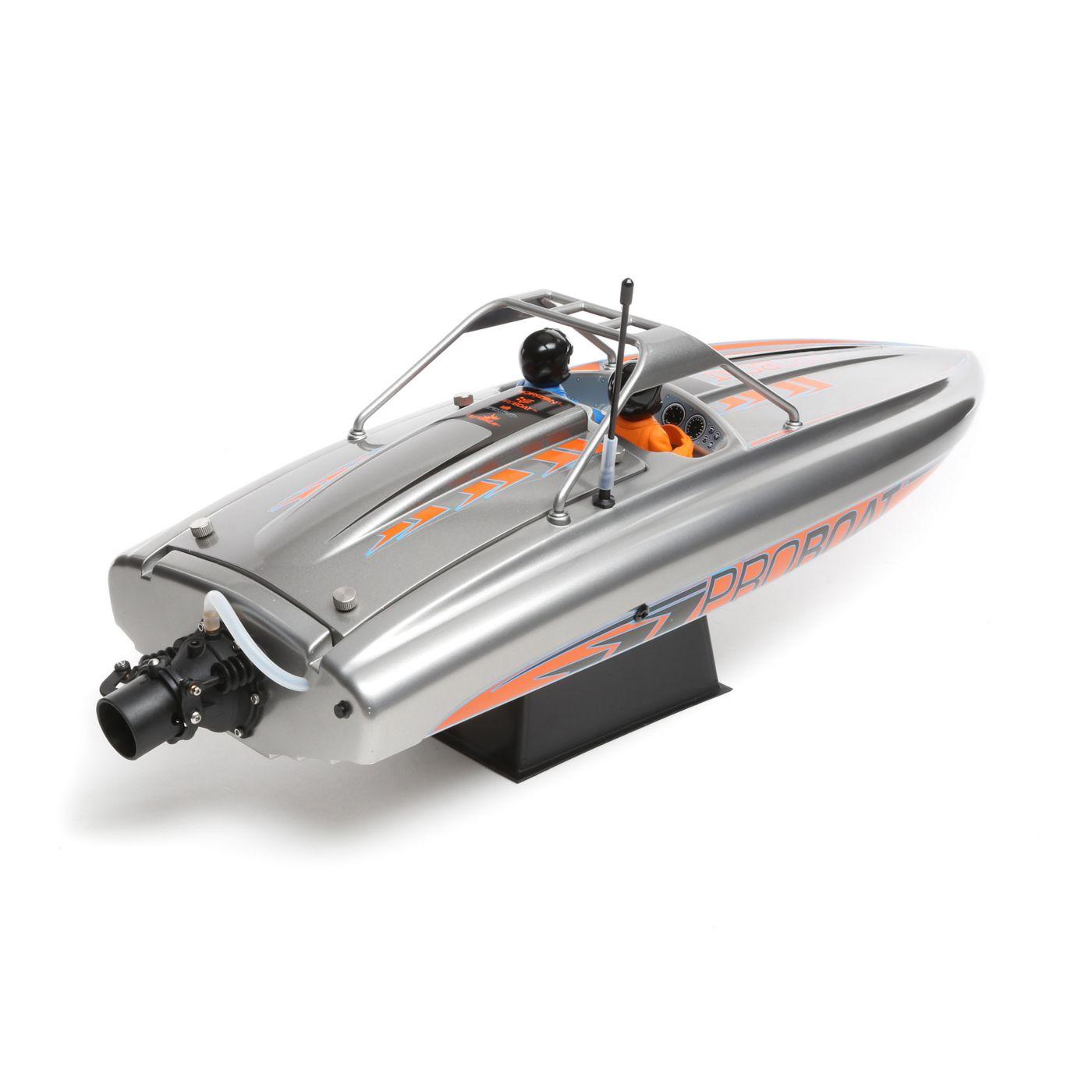 Proboat River Jet Boat motoscafo turbina rtr 02