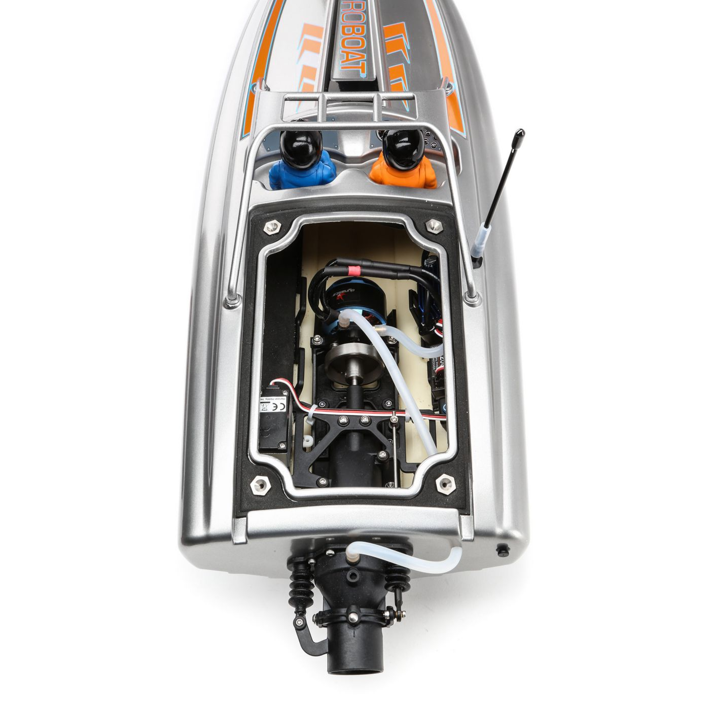 Proboat River Jet Boat 23 inches R / C RTR Self Righting - Negozio di modellismo - vendita ...