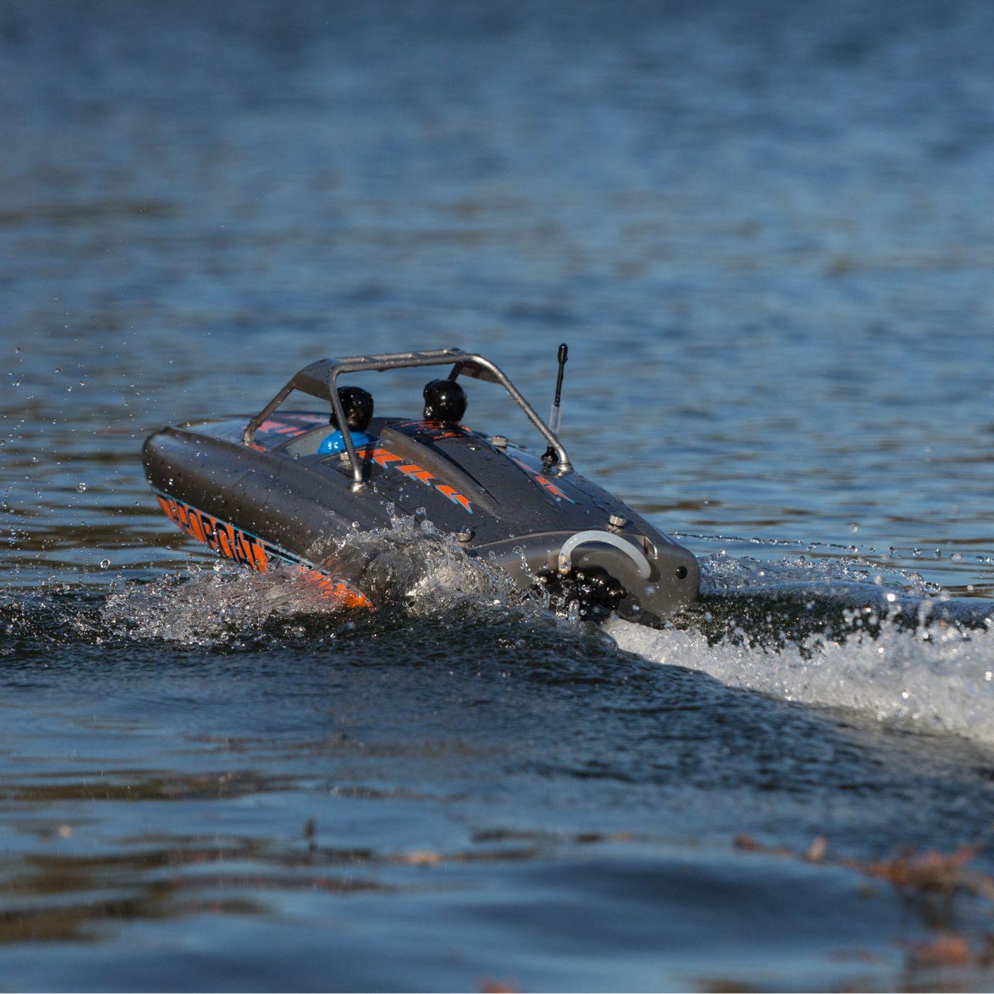 Proboat River Jet Boat motoscafo turbina rtr 05