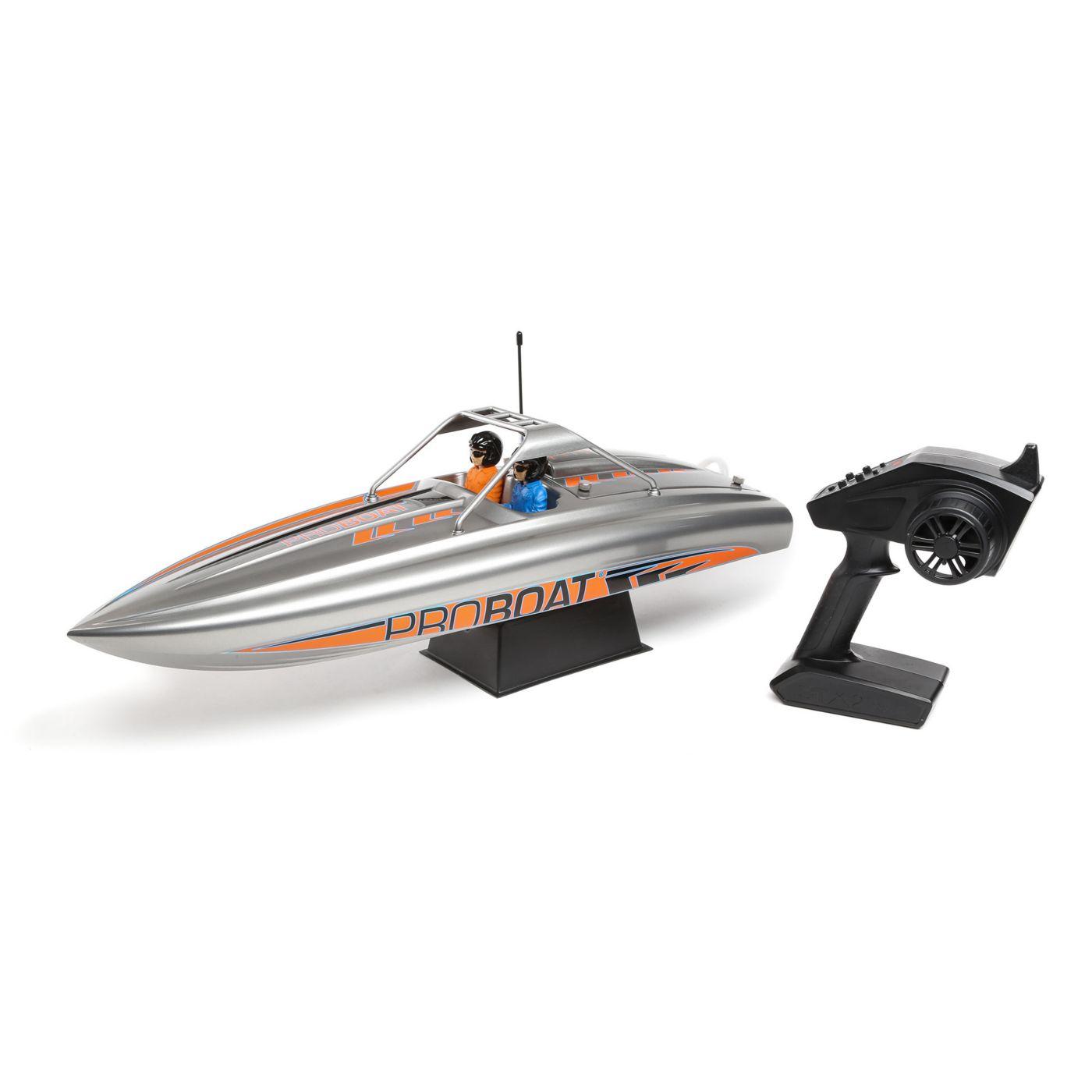 Proboat River Jet Boat motoscafo turbina rtr 7
