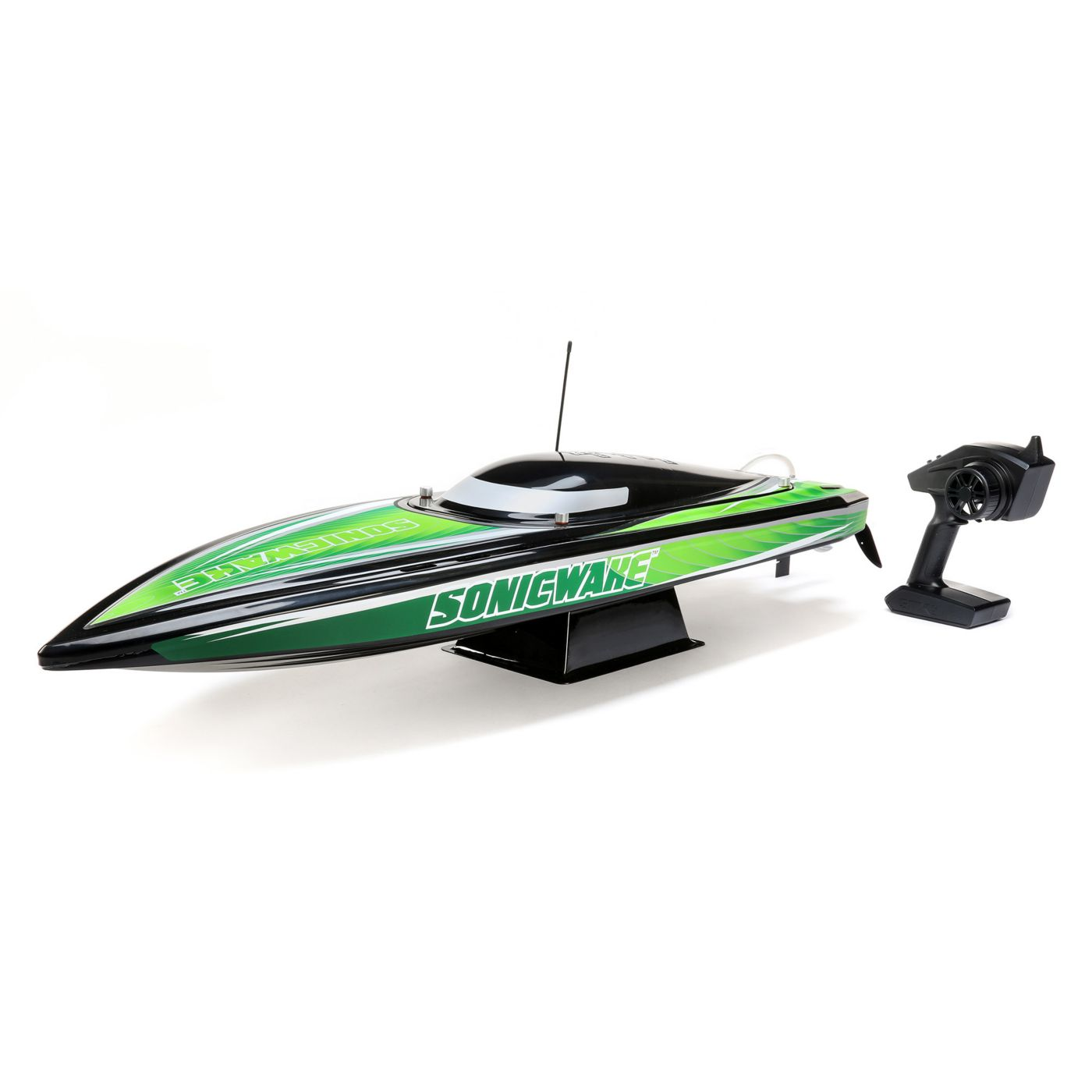 Proboat Sonicwake 36 Deep-V Self-Righting Brushless Boat RTR 5