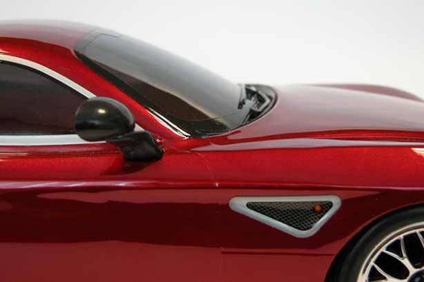 Alfa Romeo - 8C - Competizione - dettagli