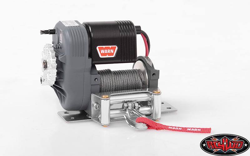 RC4WD 1/10 Warn 8274 Winch 02