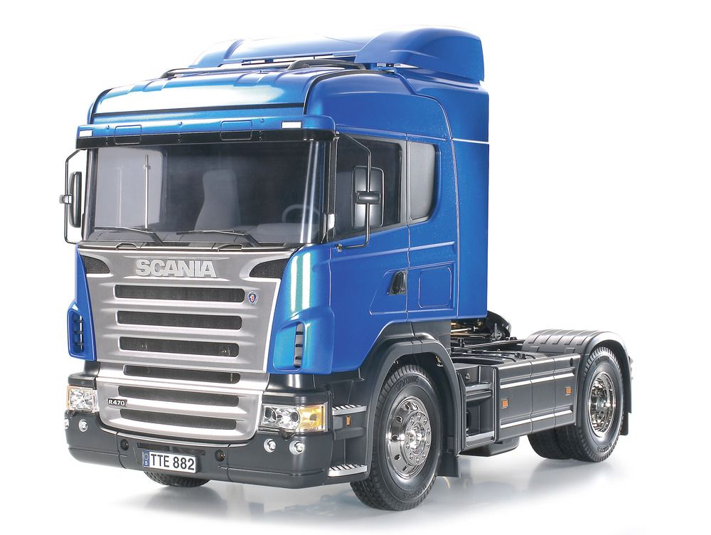 Tamiya Scania R470 Highline -kit
