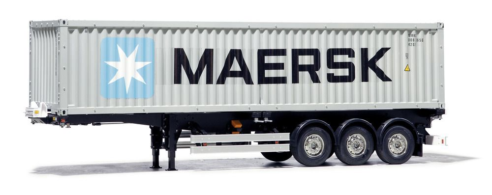 Tamiya rimorchio container Maersk