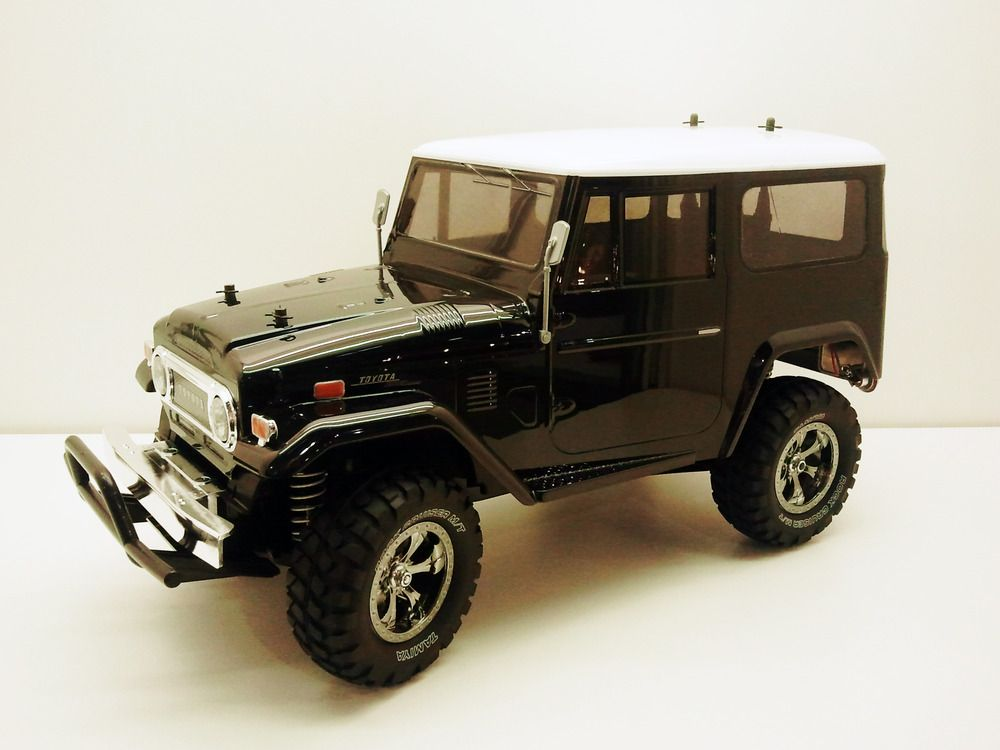 Tamiya Toyota Land Cruiser 40 Black