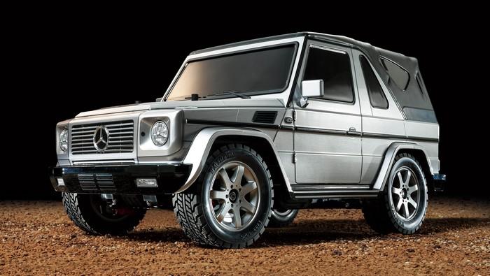 Tamiya Mercedes G320 MF-01X 4WD 1