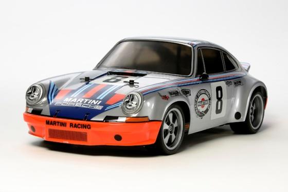 Tamiya Porsche 911 Carrera -kit - main