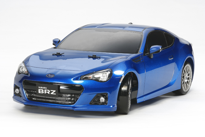 Tamiya Subaru BRZ Drift -kit - main