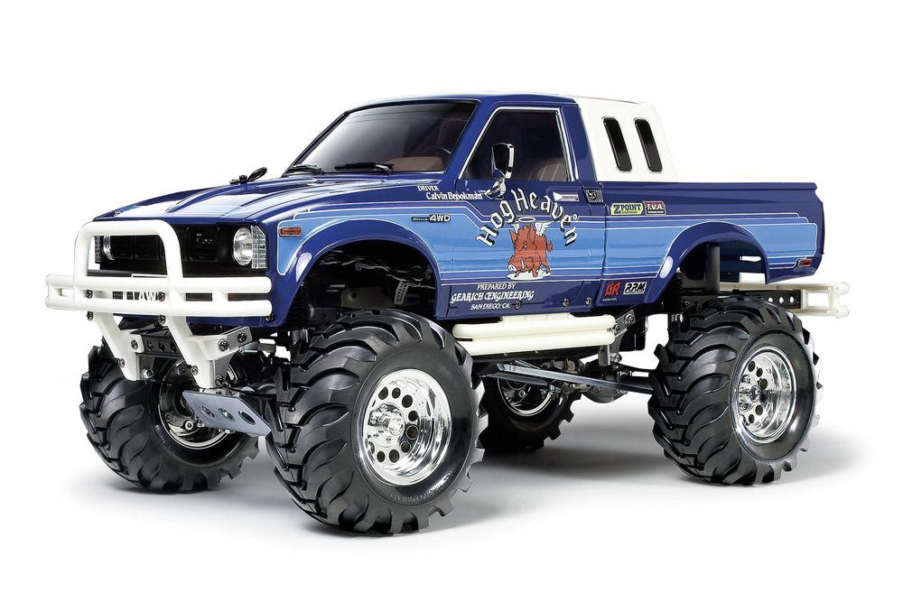 Tamiya Bruiser 4x4 Truck 1-14 kit