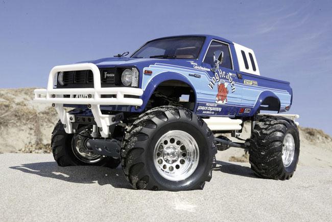 Tamiya Bruiser 4x4 Truck 1-14 kit 2