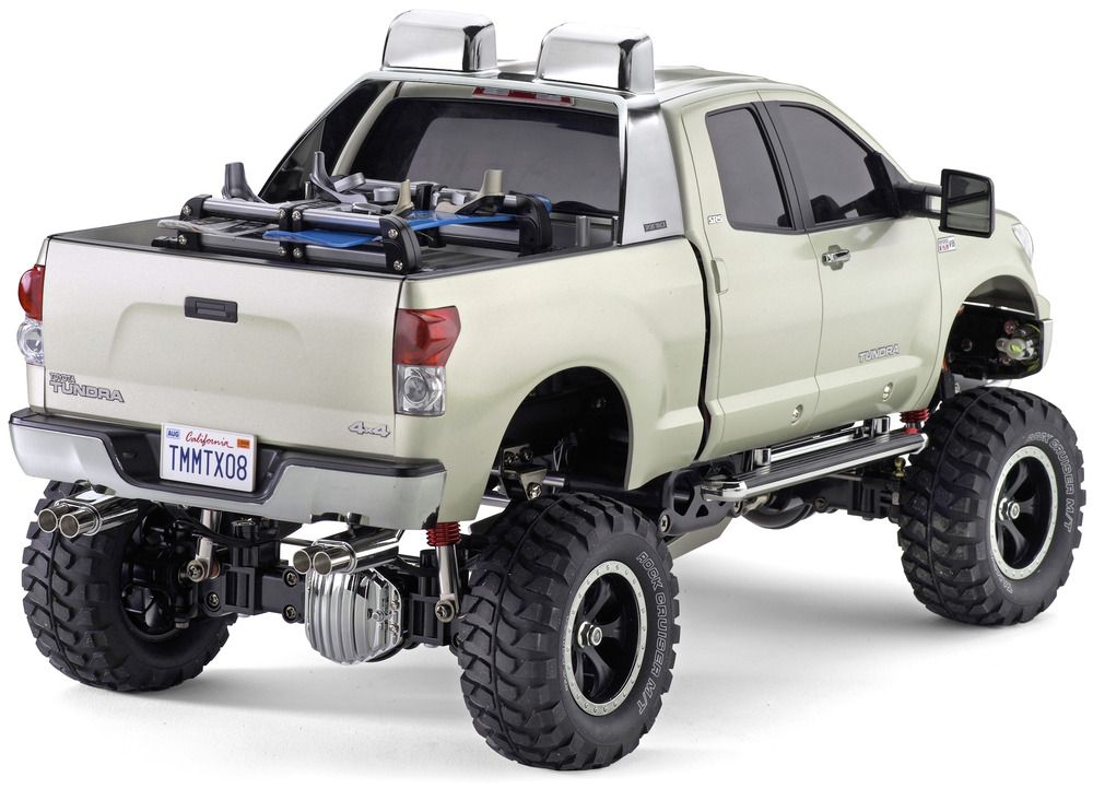 Tamiya Tundra High Lift 4wd Truck 1-10 kit 4