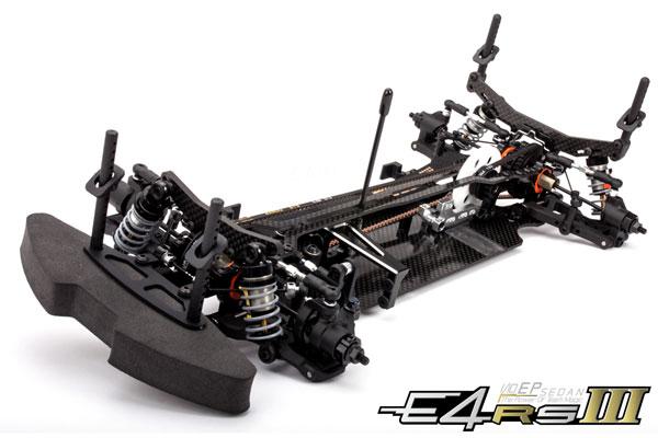 Team Magic e4rs 3 III chassis 1