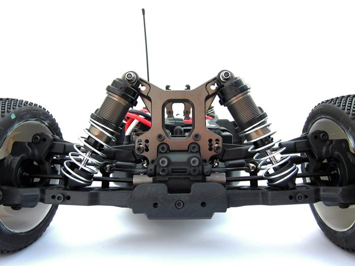 Tekno RC -EB48 - Front Suspension