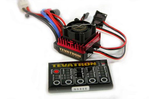 Tevatron - kit - brushless -3600kv