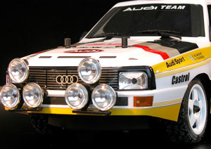 The Rally Legends Audi Quattro 1985 rtr main2