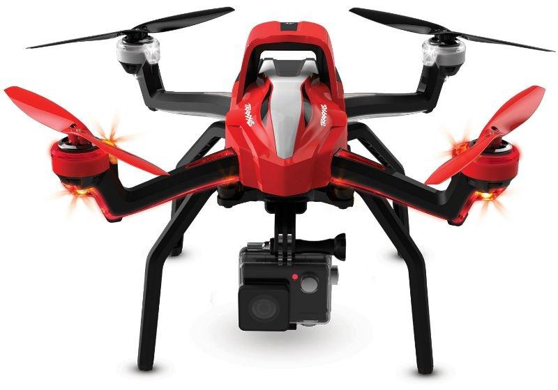 Traxxas Aton Plus Drone Camera Gimbal 2 Assi