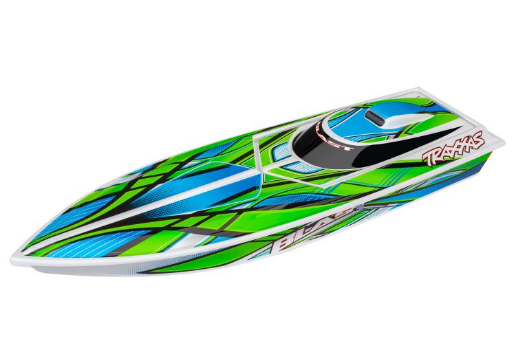 Traxxas Blast 2019 rc race boat rtr tq 02