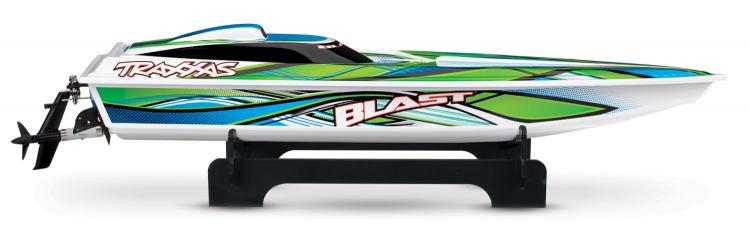 Traxxas Blast 2019 rc race boat rtr tq 04
