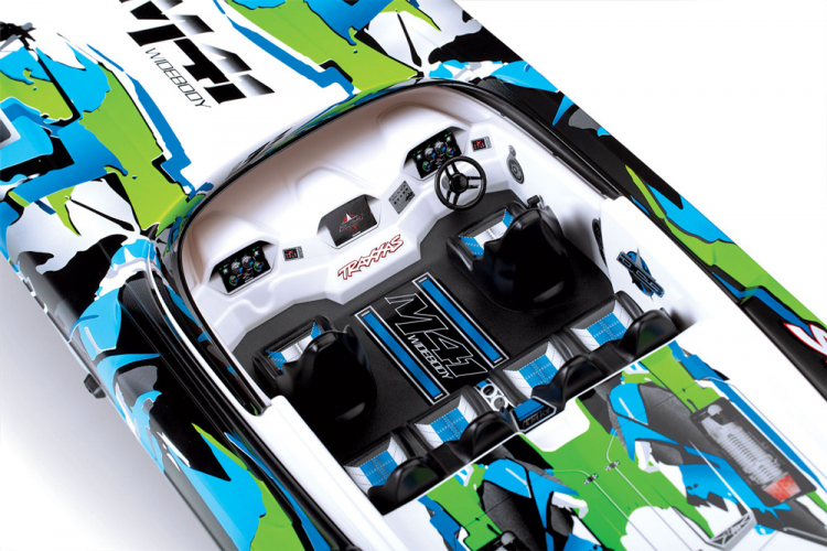 Traxxas M41 Widebody Brushless 05