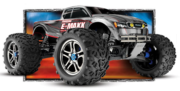 E-Maxx - Brushless - Foto 1