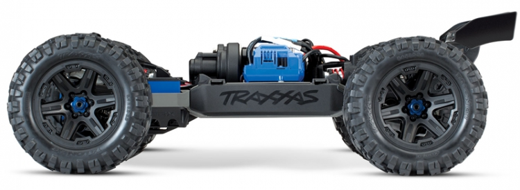 Traxxas e-revo 2.0 Monster Truck Brushless 1/10 05