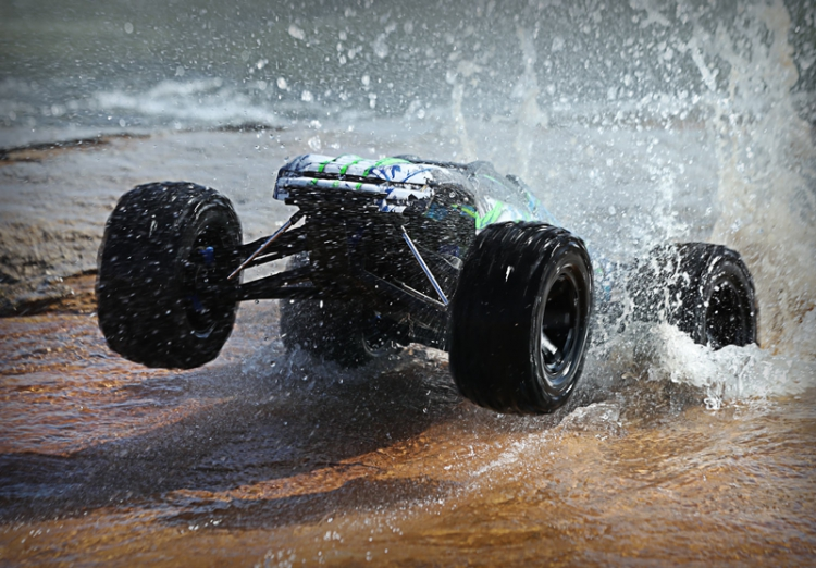 Traxxas e-revo 2.0 Monster Truck Brushless 1/10 10