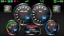 Traxxas Telemetry 2 app