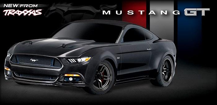 Traxxas Ford Mustang GT Telaio 4Tec 2.0 1/ 10 1