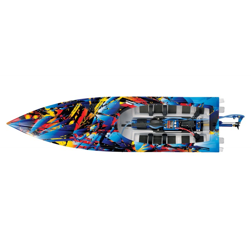 Traxxas Spartan 2018 rc race boat 3