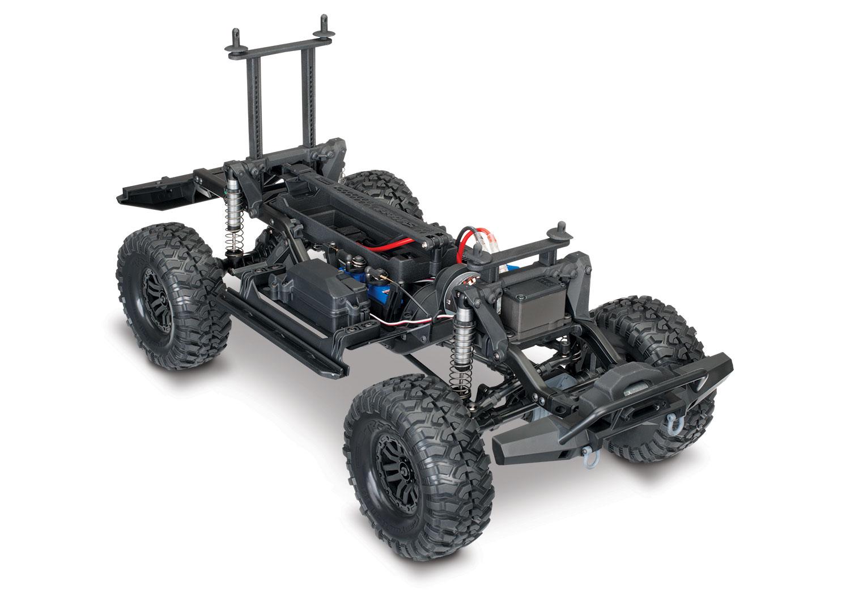 Traxxas TRX4 Land Rover Scaler 4x4 rtr 17
