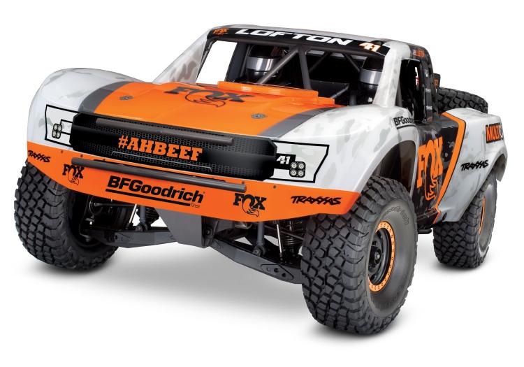 Traxxas Unlimited Desert Racer 1/7 rtr 01