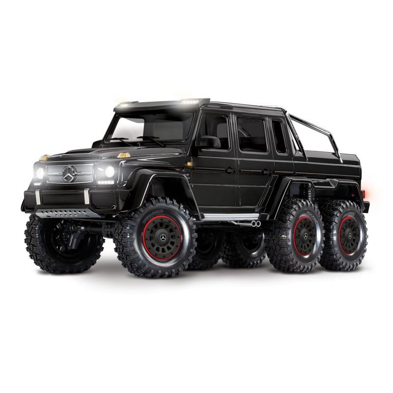 Traxxas TRX6 Mercedes g63 amg 6x6 Rc 6x6 rtr 1