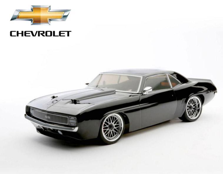 Vaterra Chevrolet Camaro SS 1969 V- 100s rtr 1