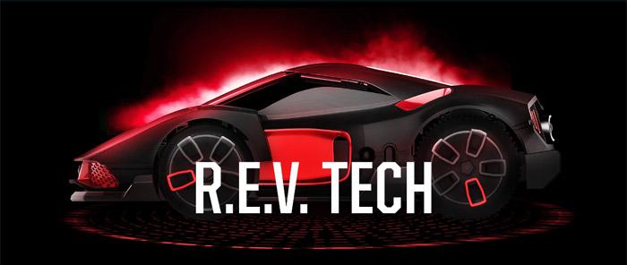 Wowwee R.E.V. tech 1
