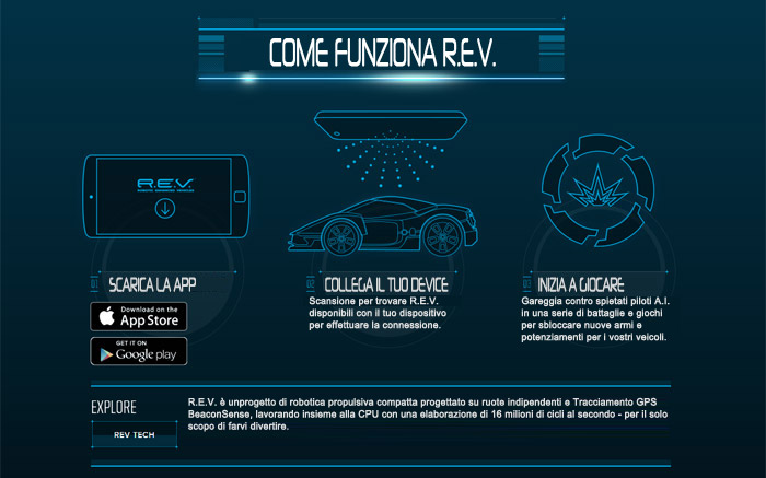 Wowwee R.E.V. auto radiocomandate intelligenti 4