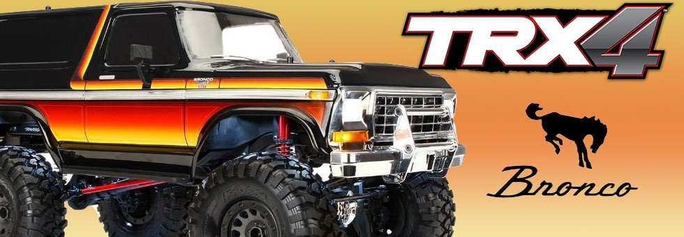 Trx4 Ford Bronco
