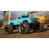 ECX Amp Crush 2WD Monster Truck Brushed RTR International 1 /10 Blue