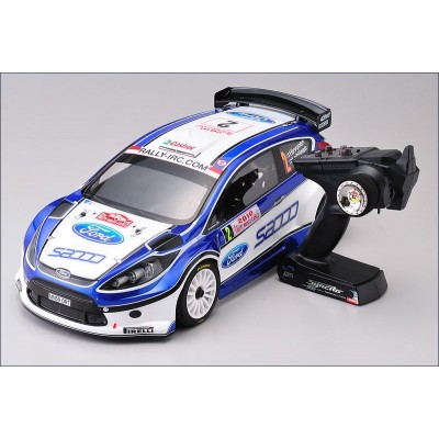 Kyosho 1:10 DRX VE 2010 FORD FIESTA S2000 rtr