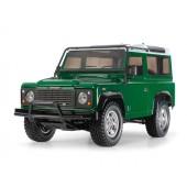 Tamiya Land Rover Defender 90 4WD CC-01 1/ 10 Kit No Radio Trasmitter