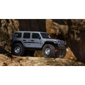 Axial Scx10 3 Jeep JLU Wrangler 4wd 1/ 10 RTR Gray