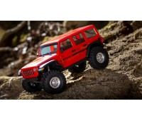 Axial Scx10 3 Jeep JLU Wrangler 4wd 1/ 10 RTR Orange