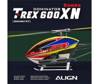 Align Helycopter T-REX 600XN Combo