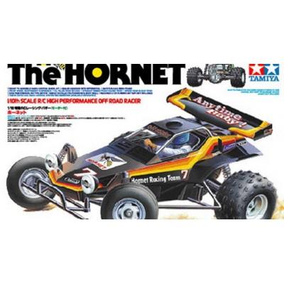 Tamiya RC THE HORNET BLACK METALLIC 2WD