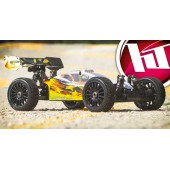 Hobbytech STR8 X2 RTR BUGGY 1:8 BRUSHLESS