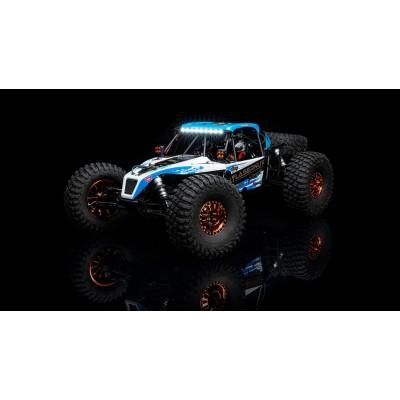 Losi Lasernut U4 1 /10 4WD Brushless RTR Blu
